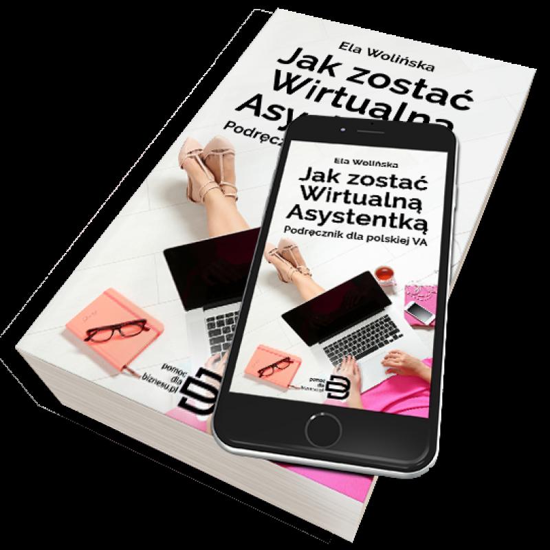 E-book Jak zostać Wirtualną Asystentką