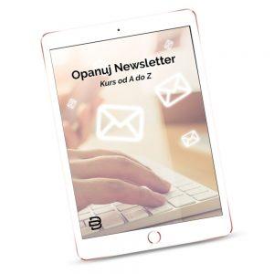 opanuj newsletter, kurs newslettera