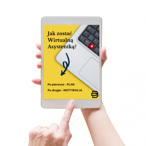 Kurs Wirtualna Asystentka, Ela Wolińska, Akademia Zdalna, Zostań Wirtualną Asystentką